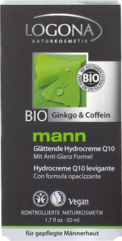 mann glättende Hydrocreme Q10