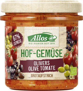 Olivers Olive Tomate