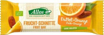 Dattel-Orange Fruchtschnitte
