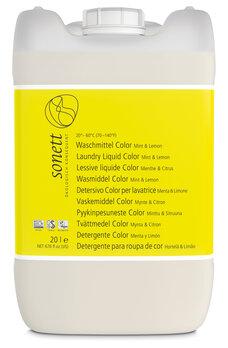 Waschmittel color 20l Mint&Lem