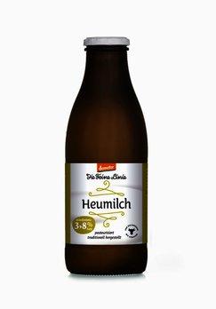 Demeter Heu-Milch 3,8%,
