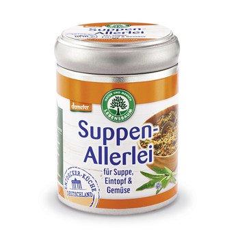 Suppen-Allerlei Demeter
