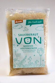 Sauerkraut VON, DEMETER Beutel