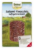 Finocchio Salami luftgetr. geschnitten