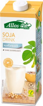 Soja-Drink Naturell