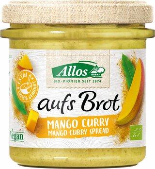 Auf's Brot Mango Curry