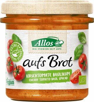Auf's Brot Kirschtomate Basili