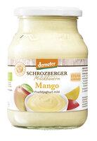 Fruchtjoghurt Mango Guave