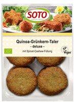 Quinoa-Grünkern Taler deluxe