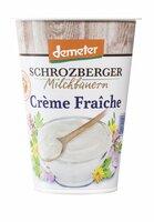 Crème fraîche, Demeter