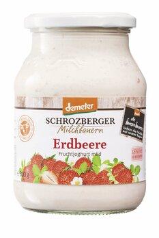 Fruchtjoghurt Beerenbauern Erdbeerjoghurt
