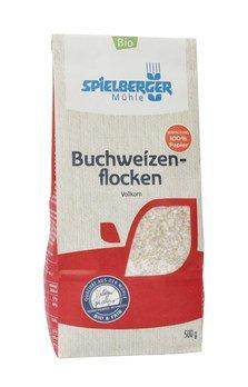 Buchweizenflocken glutenfrei