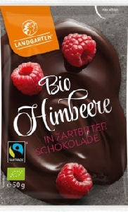 Landgarten Himbeere in ZB-Schokolade