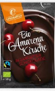 Amarenakirsche in ZB-Schokolad