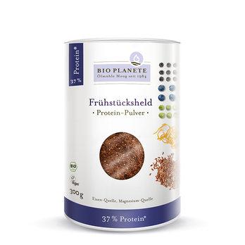 Frühstücksheld Protein-Pulver