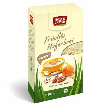 Porridge Früchte-Haferbrei