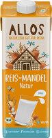Reis Mandel Drink