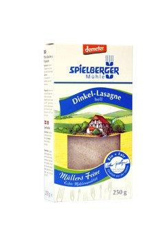 Dinkel-Lasagne hell