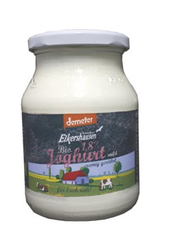 Joghurt natur 1,8%, gerührt