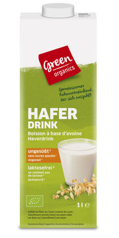 green Hafer Drink Natur