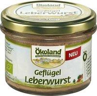 Geflügel-Leberwurst im Glas