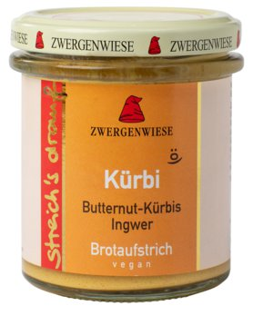 Kürbi (Kürbis-Ingwer)