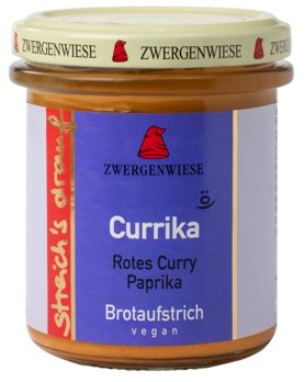 Currika (Rotes Curry-Paprika)