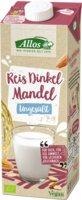 Reis Dinkel Mandel Drink Natur