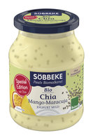 Chia-Mango Fruchtjoghurt