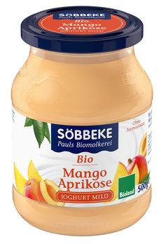 Mango-Aprikose-Joghurt