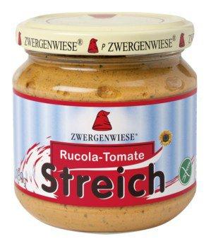 Rucola Tomate Streich