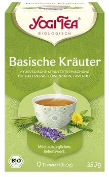 Basische Kräuter