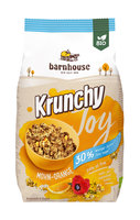 Krunchy Joy Mohn-Orange