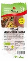 Chorizo Bratwurst vegan