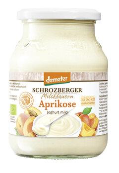Demeter Aprikosen Joghurt