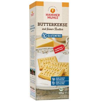 Butterkeks glutenfrei