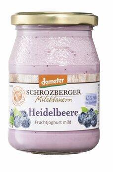 Demeter Heidelbeerjoghurt