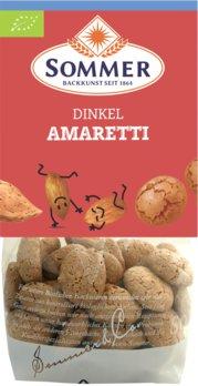 Amaretti, Mandelgebäck