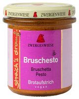 Bruschesto (Bruschetta Pesto)