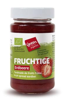 green Fruchtaufstrich Erdbeere