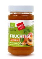 green Fruchtaufstrich Aprikose