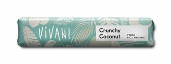 Crunchy Coconut Riegel vegan