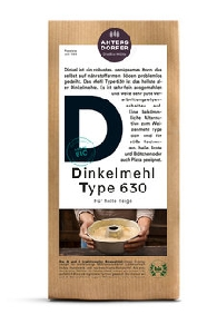 Dinkelmehl Type 630