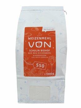 Weizenmehl 550 VON