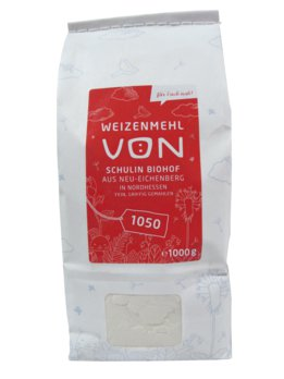 Weizenmehl 1050 VON