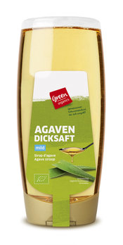 green Agavendicksaft