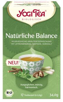 Yogi Tee Natürliche Balance