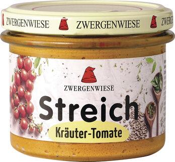 Kräuter Tomate Streich