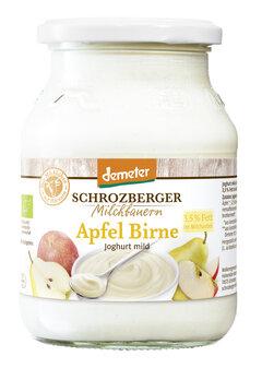 Demeter Apfel-Birne Fruchtj.