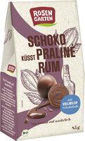 Schoko küsst Praliné Rum